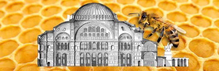Υπάρχει ένας νεοελληνικός θρύλος από την περιοχή της Θράκης που μας πληροφορεί για τον τρόπο που με τον οποίο ο αυτοκράτορας Ιουστινιανός βρήκε το σχέδιο για το χτίσιμο της Αγίας Σοφίας.