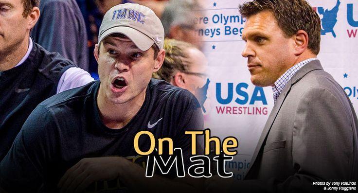 OTM495: Shane Sparks of Big Ten Network & Trackwrestling and Hawkeye Wrestling Club coach Mark Perry -