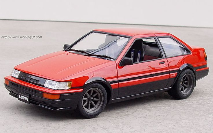 Toyota Levin AE86
