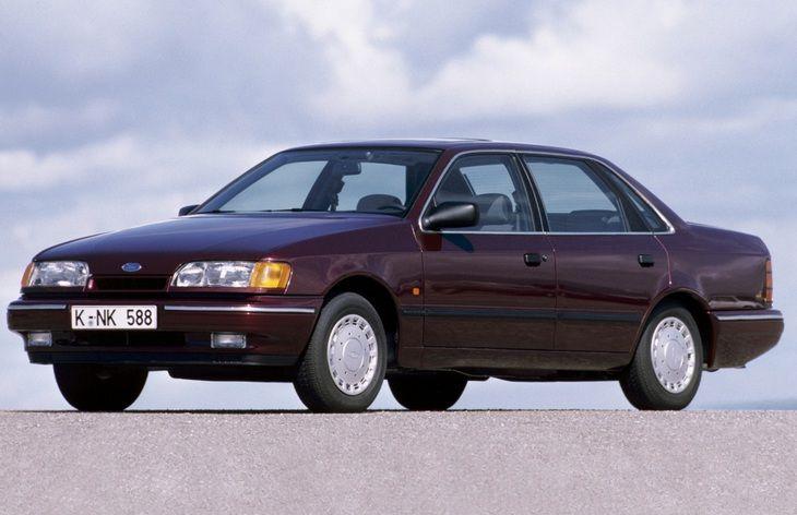 Ford Scorpio Service Repair Manuals Free Download Car Manuals Club Ford Granada Sedan Ford