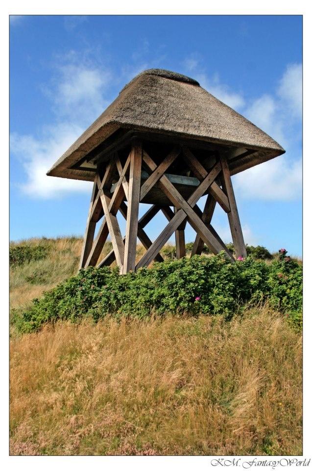 Belltower in Hvide Sande