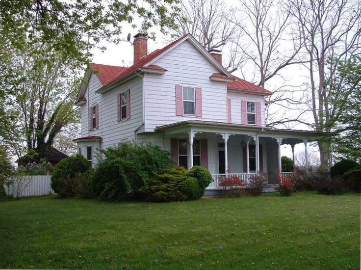 17 best images about beautiful homes on pinterest house Virginia farmhouse plans