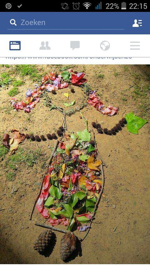 Natuurkunstwerk