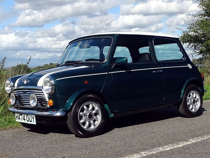 1990 Rover Mini Cooper RSP - one of several classic Minis up for auction in November