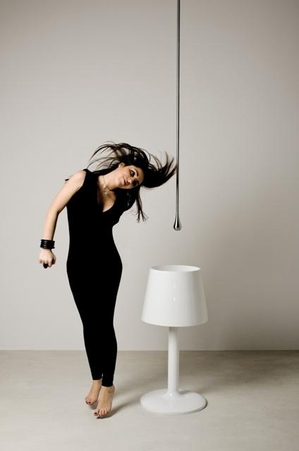 Artceram, Light, lavabo centrostanza | design Luciana di Virgilio