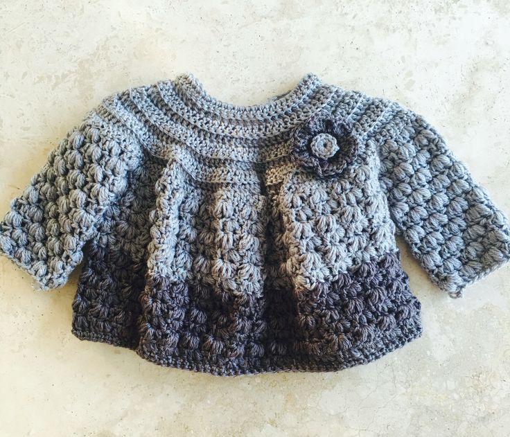 Winter grey jumper dress