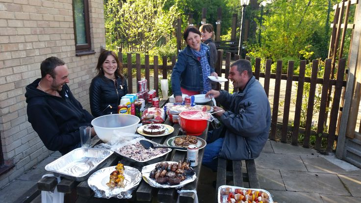 Residents at The Springs in Cambridge, a scheme that helps homeless people into training and employment, were able to make use of funding from Church Housing Trust on a warm sunny day at the end of April with an outdoor event.  The weather was kind
