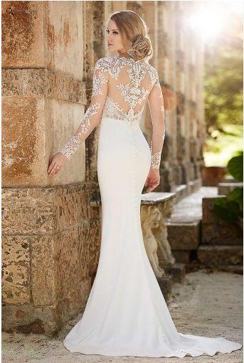 Maryen Moda & bellezza: LANDYBRIDAL: WEDDING DRESS 2016  http://www.landybridal.co/