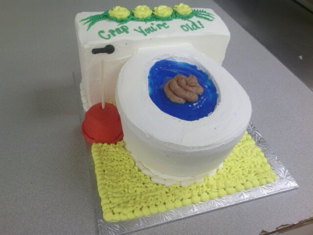Birthday Cake Images Toilet : 24 best images about Toilet cakes on Pinterest Toilets ...