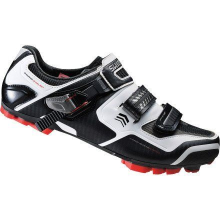 Shimano SH-XC61 Performance Racing Mountain Bike Shoes - Men's - http://mountain-bike-review.net/products-recommended-accessories/shimano-sh-xc61-performance-racing-mountain-bike-shoes-mens/ #mountainbike #mountain biking #performancebikebicycles