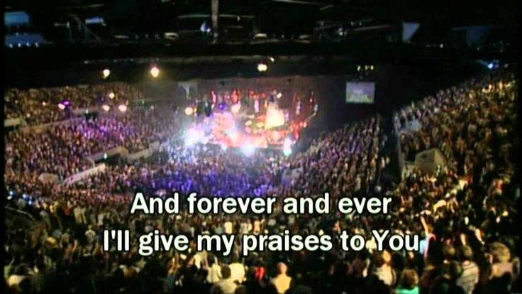 Hillsong - King of Majesty (HD with Lyrics/Subtitles) (Worship Song to J...