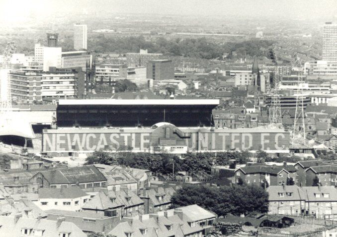 St James' Park - Newcastle upon Tyne