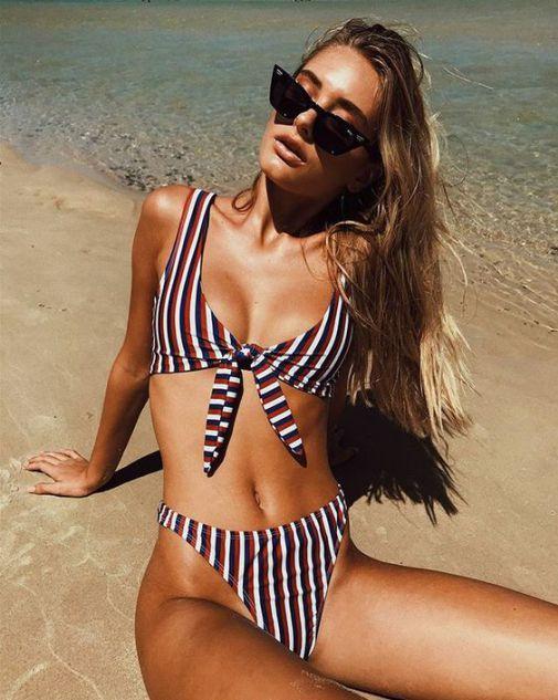 15 unserer Lieblings-Bikinihöschen mit hoher Taille   – Body goals