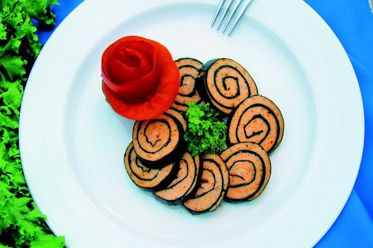 Plato vegetariano en