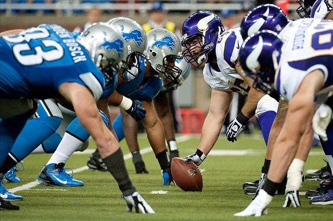 Detroit Lions vs Minnesota Vikings Live Stream
