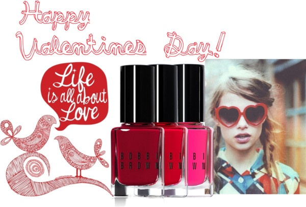 """""""Valentine Day!"""" by kuku-claudia on Polyvore"""
