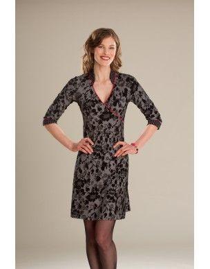 Robe/Dress Darjeeling - KARKASS fashion designer. Mode québécoise / Made in Quebec