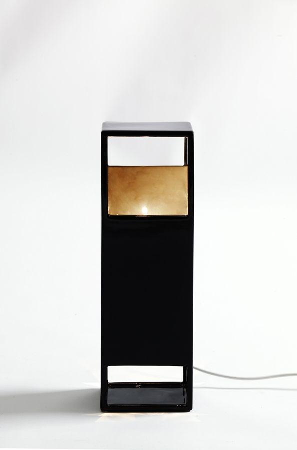 Box table lamp - Bosa - Design by Ludovica + Roberto Palomba