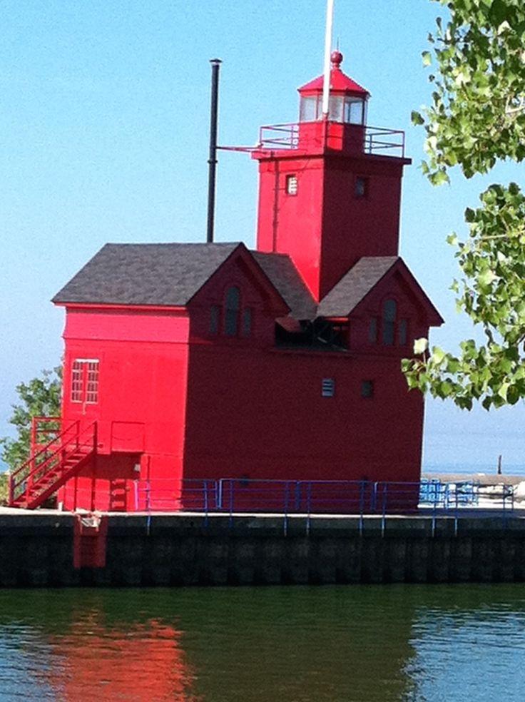 Lighthouse - Holland, MI