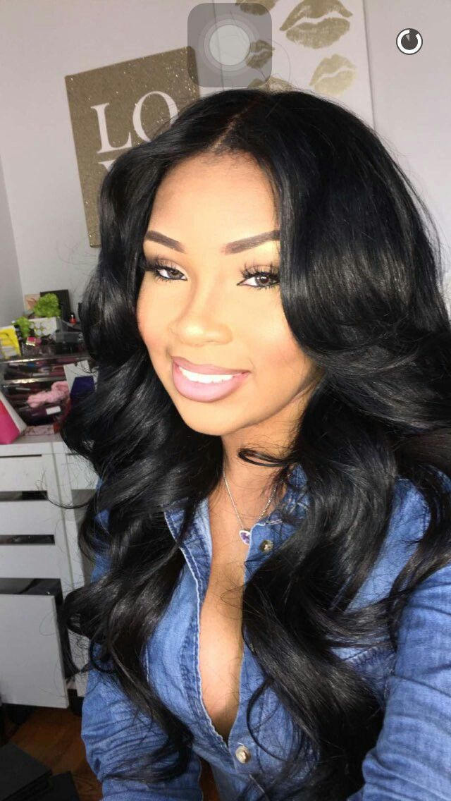 Tremendous 1000 Ideas About Black Weave Hairstyles On Pinterest Black Short Hairstyles For Black Women Fulllsitofus