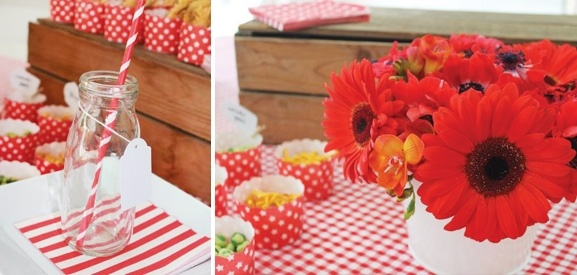 Hostess with the Mostess - really cute blog with tons of party ideas