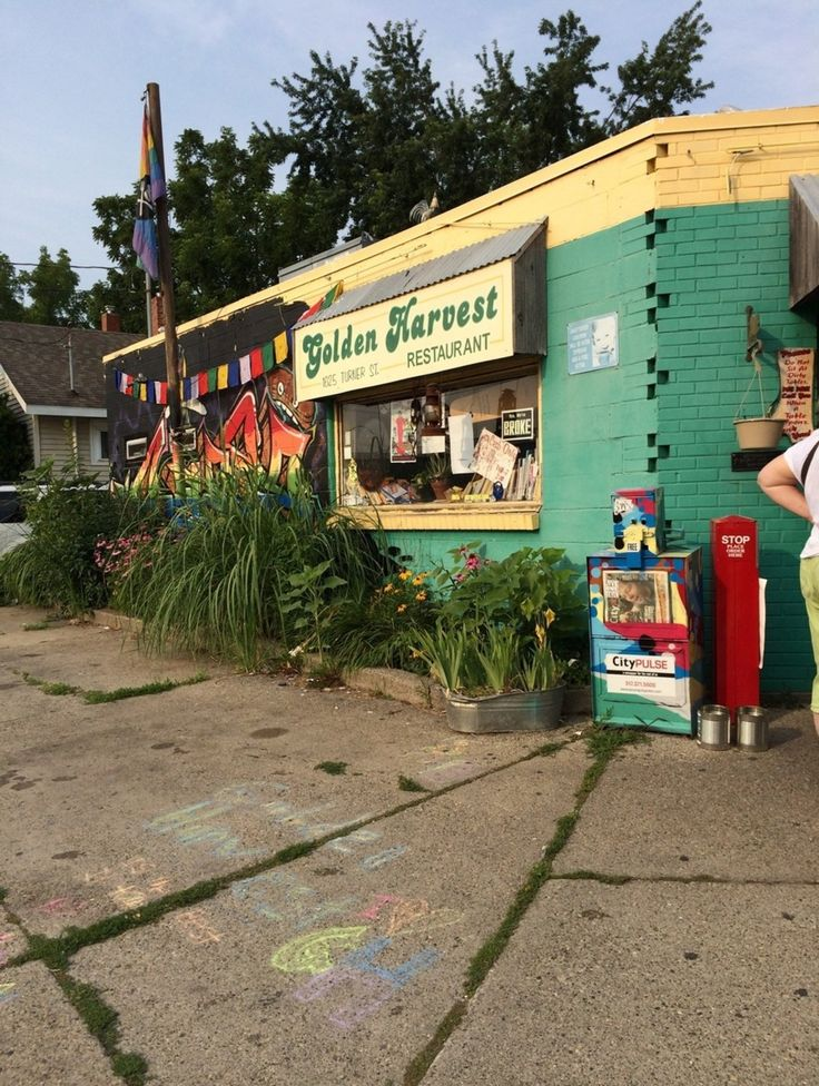 Golden Harvest Restaurant, Lansing, Michigan - The best breakfast you can eat. Anywhere