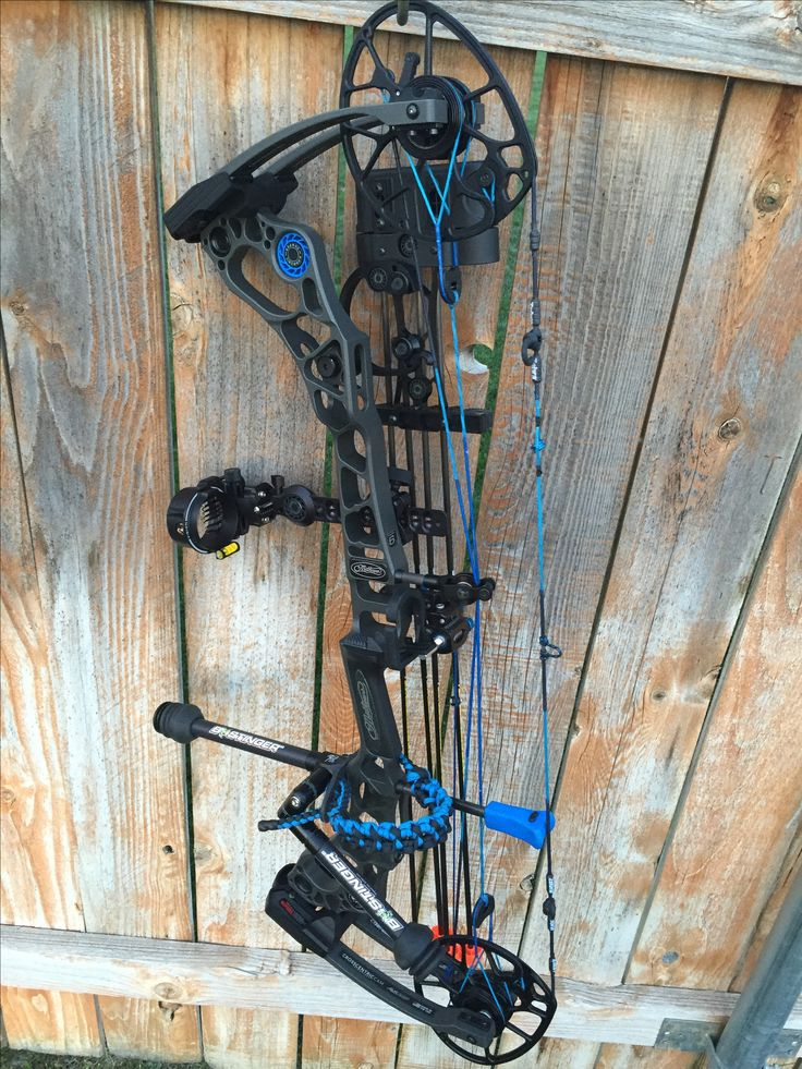 Mathews Halon 6. A bow hunters dream