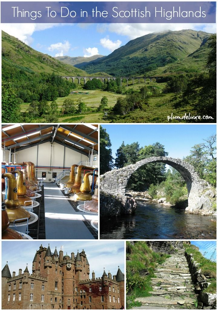 9 Things To Do in the Scottish Highlands Before You Die