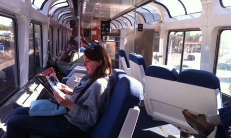 OKAY - just an idea I'm throwing out there, but would you guys be interested in taking a TRAIN from Vancouver back to SF?! How amazing would that be?! It would be kind of pricy if we wanted beds on the train, but it would be a. ma. zing!