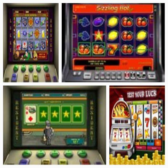 азартні ігри онлайн