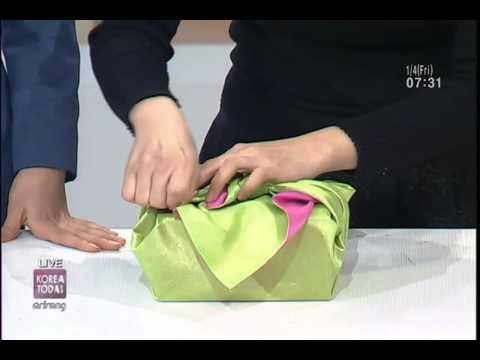Bojagi Art - Korean Wrapping.