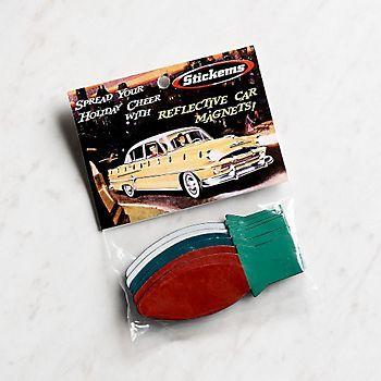 Christmas Lights Car Magnets