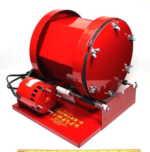 15 lb Rotary Tumbler