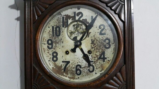 "aichi tokei wall clock ""Visible balance"""