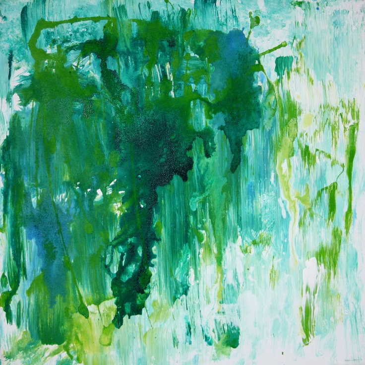 Work of art available for buying:  Size: 40x40 cm cm;  Technique: acrylic on canvas;  Painted in the year 2011  Author: Carmen Bayer