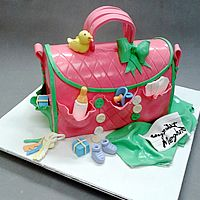 Baby Shower Cake Shop In Mumbai | Baby Shower Cakes Mumbai   Deliciae Cakes