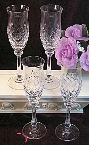 how to clean cloudy crystal wine glasses