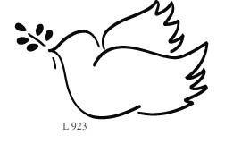 L923 - Dove