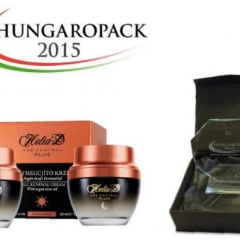 Preis für Helia-D ! Erfolge der Helia-D Age Control Produkte