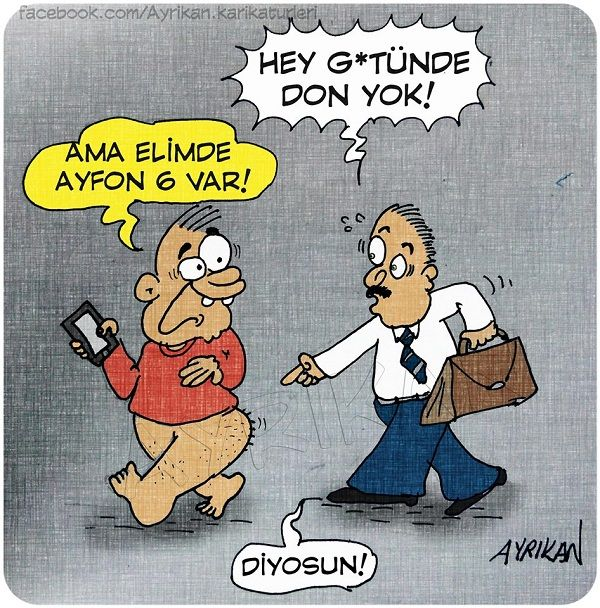 Hey, G*tünde Don Yok!
