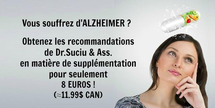 Photo protocole drsuciu maladie d'alzheimer