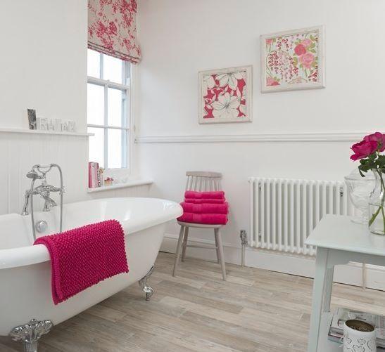 Landhausstil Badezimmer, Shabby Chic Bäder, Grau Bäder, Bad Rosa, Bad  Wäscherei, Kleinen Raum Badezimmer, Französisch Badezimmer, Malerei, ...