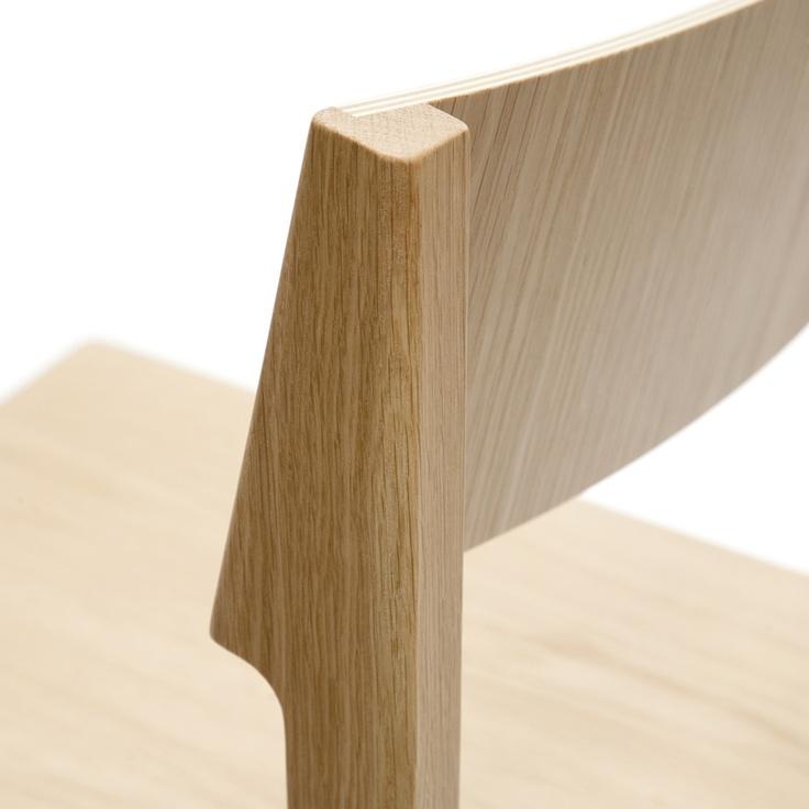 Intro chair for Inno - detail (www.inno.fi) design Ari Kanerva (www.arikanerva.com)