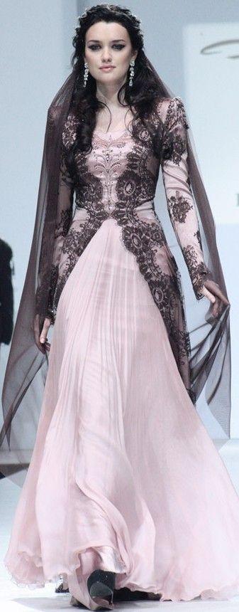 Kebaya dress.