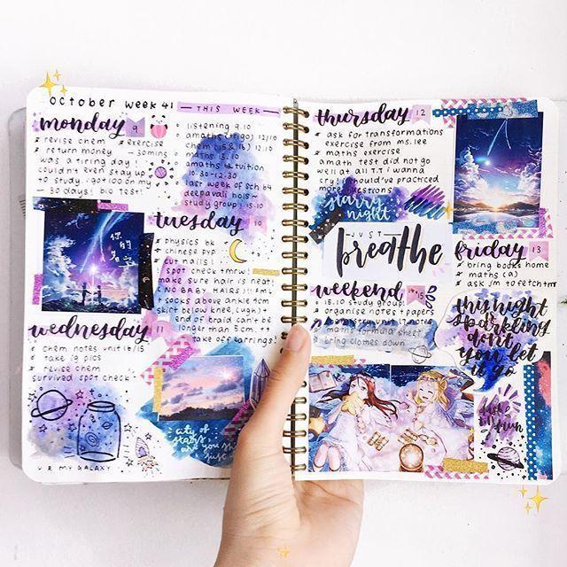 Diese 11 Ideen für das Bullet Journal sind so kreativ! Total Life Changers für alle, die