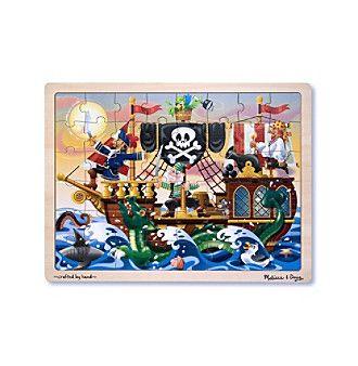 Melissa & Doug® 48-pc. Pirate Adventure Jigsaw Puzzle