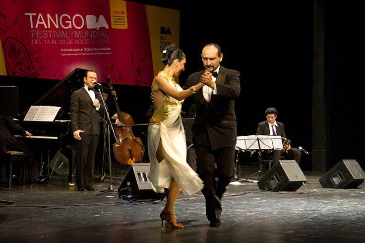 Tango en Buenos Aires www.turismo.buenosaires.gob.ar