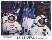 Lifeforce, Tobe Hooper, Steve Railsback, Mathilda May, Peter Firth