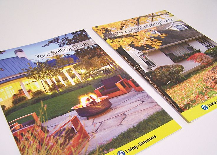 Laing & Simmons real estate booklet