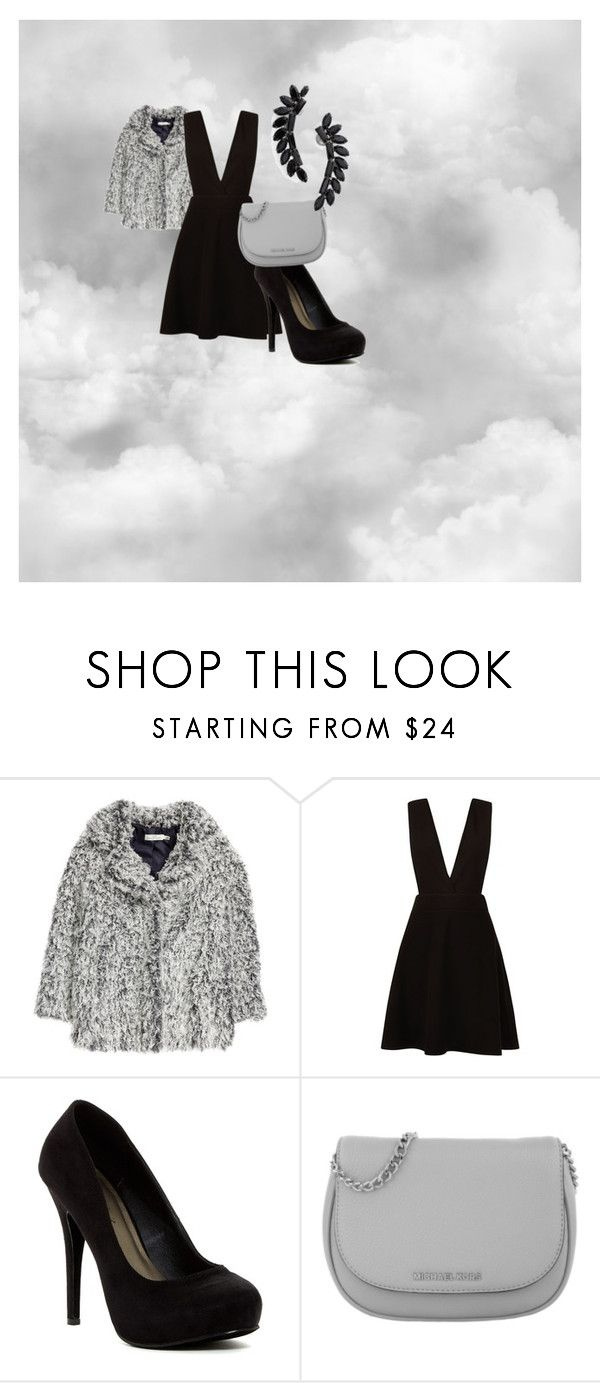 """now you se me 2"" by carolinaborgasimoes on Polyvore featuring H&M, New Look, Michael Antonio, Michael Kors and Cristabelle"